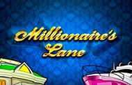 Millionaire's Lane играть в клубе Вулкан