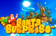 Santa Surprise играть в клубе Вулкан