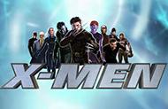 X-Men играть в клубе Вулкан