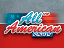 Игровой автомат All American в зале клуба Вулкан