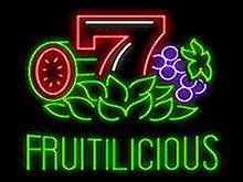Игровой слот Frutilicious в зале клуба Вулкан