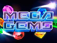 Автомат Mega Gems в игровом зале клуба Вулкан