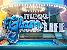 Игровой автомат Мега Гламурная Жизнь в зале клуба Вулкан