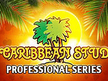 Автоматы Caribbean Stud Professional в онлайн клуба Вулкан Удачи