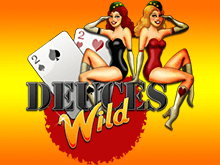 Автоматы Deuces Wild в новом казино Вулкан Удачи