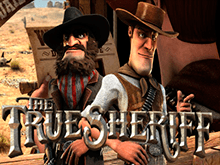 Азартный видео-слот Настоящий Шериф в Вулкане