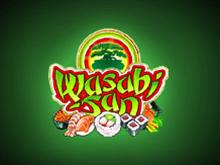 Играйте в Васаби Сан на деньги с выводом