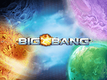Большой Взрыв - погрузитесь в космическое путешествие с азартной игрой