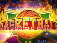 Игровой автомат Basketball от производителя Evoplay приглашает в классический геймплей